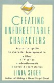 Creating Unforgettable Characters (eBook, ePUB)