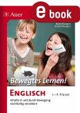 Bewegtes Lernen Englisch (eBook, PDF)