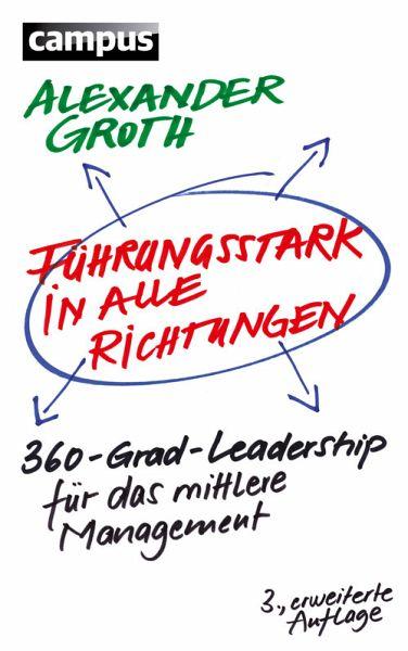 Führungsstark in alle Richtungen (eBook, PDF) - Groth, Alexander
