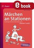 Märchen an Stationen (eBook, PDF)