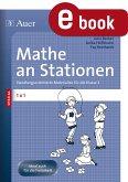 Mathe an Stationen Spezial 1x 1 (eBook, PDF)