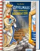 Zipfelmaus und der geheimnisvolle Goldkratzer - Ein Kirchenkrimi