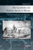 Die Geschichte des Mathias-Spitals in Rheine von seiner Gründung bis in die 1930er Jahre