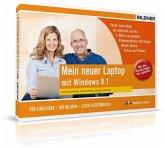 Windows 8.1 für Senioren: Mein neuer Laptop