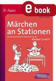 Märchen an Stationen (eBook, PDF)