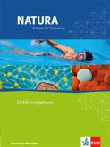 Natura - Biologie für Gymnasien in Nordrhein-Westfalen G8. Schülerbuch Einführungsphase - 10. Schuljahr. Neubearbeitung