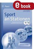 Sport an Stationen 9-10 (eBook, PDF)