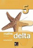 mathe.delta Arbeitsheft 5 Hessen (G9)