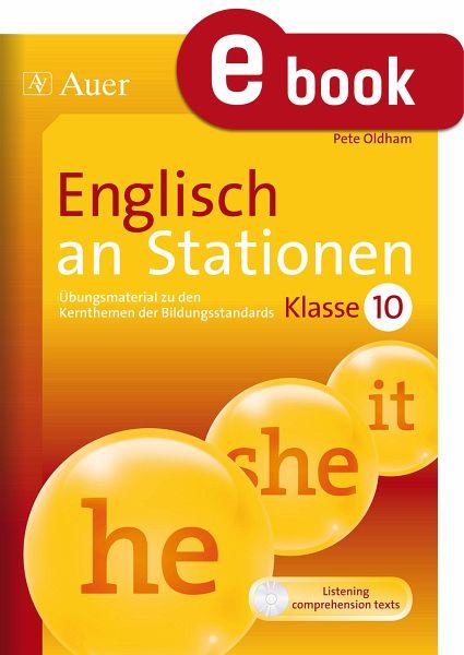 Englisch Buch Klasse 10