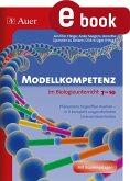 Modellkompetenz im Biologieunterricht Klasse 7-10 (eBook, PDF)