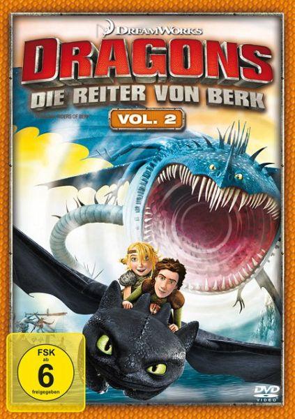 dragons die reiter von berk vol 2 film auf dvd. Black Bedroom Furniture Sets. Home Design Ideas