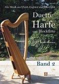 Duette für Harfe und Blockflöte