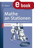 Mathe an Stationen SPEZIAL Geometrie 3-4 (eBook, PDF)