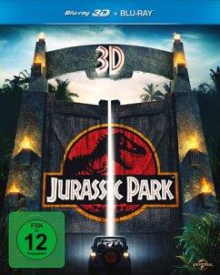 Vorschaubild von Jurassic Park (Blu-ray 3D, + Blu-ray 2D)