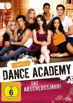 Dance Academy - Tanz deinen Traum! - Staffel 3 DVD-Box - Xenia Goodwin,Alicia Banit,Dena Kaplan