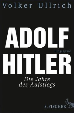 Adolf Hitler (eBook, ePUB) - Ullrich, Volker