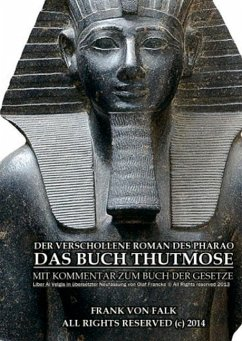 Das Buch Thutmose (eBook, ePUB)