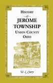History of Jerome Township, Union County, Ohio