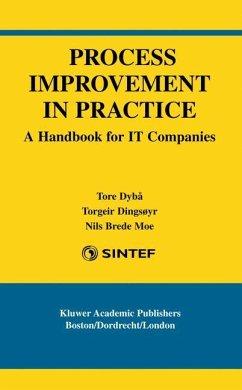 Process Improvement in Practice