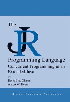 The JR Programming Language