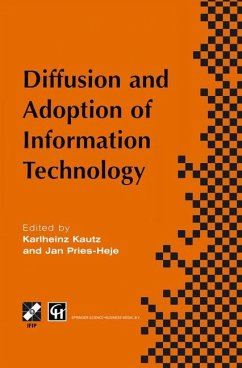 Diffusion and Adoption of Information Technology