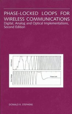 Phase-Locked Loops for Wireless Communications - Stephens, Donald R.