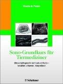 Sono-Grundkurs für Tiermediziner (eBook, PDF)