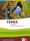 TERRA Erdkunde für Rheinland-Pfalz und Saarland 1. Schülerbuch Klasse 5/6. Ausgabe für Realschulen und Differenzierende Schularten