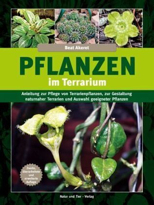 pflanzen im terrarium von beat akeret buch. Black Bedroom Furniture Sets. Home Design Ideas