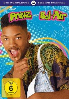 Der Prinz von Bel-Air - Die komplette zweite St...