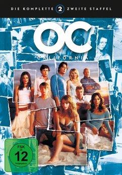 O.C., California - Die komplette zweite Staffel (7 DVDs)