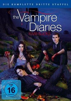 The Vampire Diaries - Die komplette dritte Staffel (5 Discs) - Nina Dobrev,Paul Wesley,Ian Somerhalder