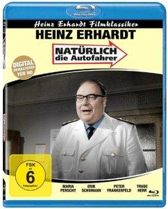 Heinz Erhardt - Natürlich die Autofahrer - Erhardt,Heinz/Perschy,Maria