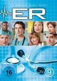 ER - Emergency Room, Staffel 09 (6 DVDs)