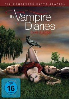 The Vampire Diaries - Die komplette 1. Staffel DVD-Box - Keine Informationen
