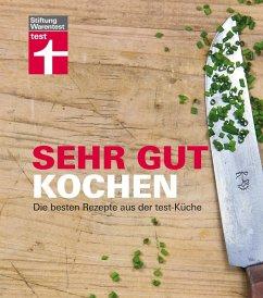 Sehr gut kochen (eBook, PDF) - Kaftan, Vera; Lennert, Dorothee