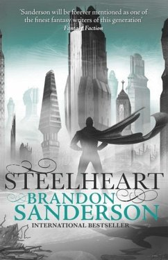 Steelheart (eBook, ePUB) - Sanderson, Brandon