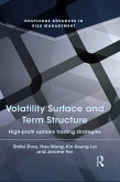 Volatility Surface and Term Structure (eBook, PDF)