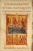 Ethnography After Antiquity (eBook, ePUB)