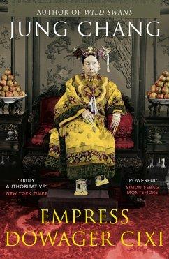 Empress Dowager Cixi (eBook, ePUB) - Chang, Jung