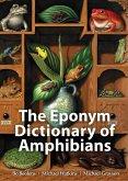 The Eponym Dictionary of Amphibians (eBook, ePUB)