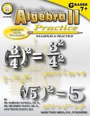 Algebra II Practice Book, Grades 7 - 8 (eBook, PDF)