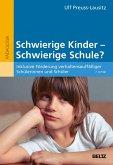 Schwierige Kinder - Schwierige Schule? (eBook, PDF)