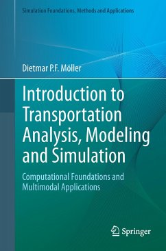 Introduction to Transportation Analysis, Modeling and Simulation - Möller, Dietmar P. F.
