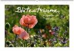 Blütenträume (Wandkalender immerwährend DIN A2 quer)