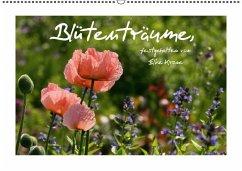 Blütenträume (Wandkalender immerwährend DIN A2 quer) - Krone, Elke