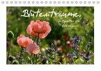 Blütenträume (Tischkalender immerwährend DIN A5 quer)