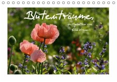Blütenträume (Tischkalender immerwährend DIN A5 quer) - Krone, Elke