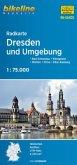 Bikeline Radkarte Dresden und Umgebung