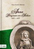 Anna Prinzessin von Sachsen 1544 - 1577